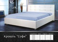 Кровать Кровать МебельПарк Софи 2 (160х200)