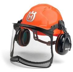 Husqvarna Шлем защитный Classic в комплекте с сеткой и наушниками