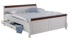 Кровать Кровать Минский Мебельный Центр Мальта с ящиками 160