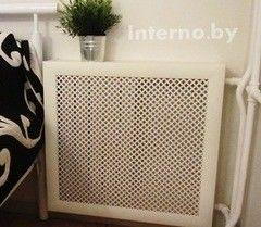 Экран для радиаторов Interno.by ламинированный МДФ 5
