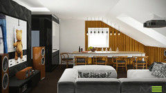 Дизайн квартир и коттеджей Maze Studio Проект 20