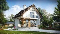 Свой Дом Проект двухэтажного дома 8