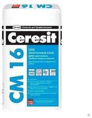 Клей Клей Ceresit CM 16 Flex 25 кг
