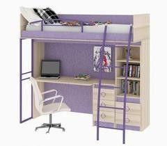 Детская комната Детская комната ТриЯ Индиго №9 ГН-145.009