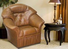 Кресло Кресло ZMF Маргарита (коричневый)