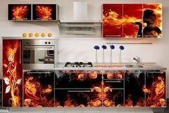 Кухня Кухня Лига мебели Вариант 80
