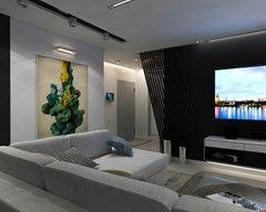 Дизайн гостиной IVIART Проект №11