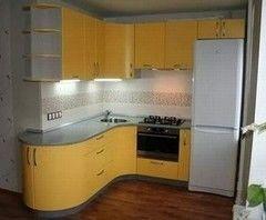Кухня Кухня на заказ ЗОВ Модель 123-7