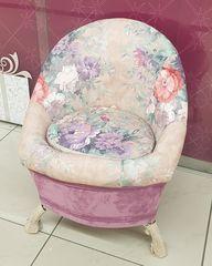 Кресло Кресло DM-мебель Жемчужина (цветы 2)