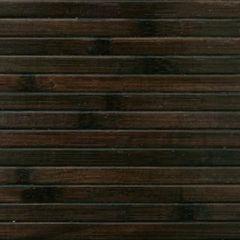 Декоративная стеновая панель Декоративная стеновая панель Бамбуковый рай Венге глянец (ламель 12 мм)