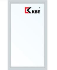 Окно ПВХ Окно ПВХ KBE 800x1100 2К-СП, 4К-П/О