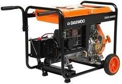 Генератор Дизельный генератор Daewoo DDAE 6000 XE