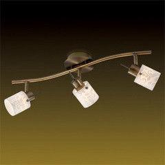 Настенно-потолочный светильник Odeon Light Terbo 2077/3W