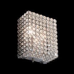 Настенный светильник Citilux Арена CL319421 Хром