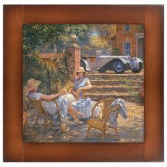 Bogacho Репродукция картины В саду