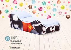 Детская кровать Детская кровать Бельмарко Енот - Кусака