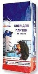 Клей Клей КрасносельскСтройматериалы для плитки 512/12