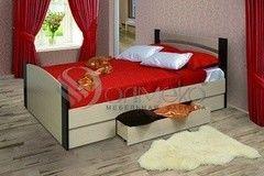 Кровать Кровать Олмеко Полуторная 1400