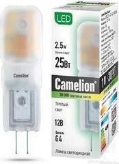 Лампа Лампа Camelion LED1.5-JC/830/G4 1.5Вт 12В (12021)
