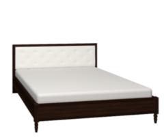 Кровать Кровать Глазовская мебельная фабрика Montpellier 1 (1800) орех шоколадный