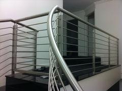 Элементы ограждений и лестниц Belamkon Лестничные ограждения (Вариант 6)