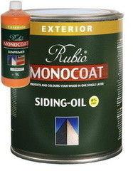 Защитный состав Защитный состав Rubio Monocoat Siding Oil