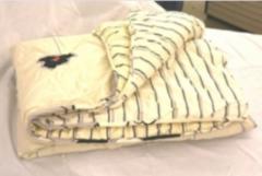 """Одеяло Одеяло Файбертек стёганное """"Всесезонное"""" Эконом (205х172см) арт. Э.01.ПН"""