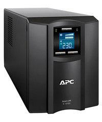 Источник бесперебойного питания Источник бесперебойного питания Schneider Electric APC Smart-UPS C 1000ВА (SMC1000I)