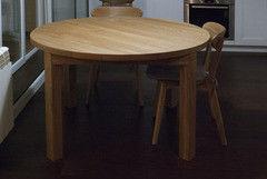 Обеденный стол Обеденный стол Драўляная майстэрня Стол из массива дуба ОС-04