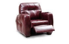 Элитная мягкая мебель 8 Марта кресло-реклайнер Сити