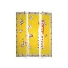 Детский светильник Citilux Жирафы CL921001W