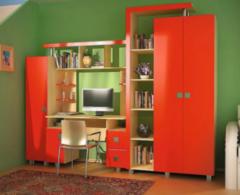 Детская комната Детская комната БелБоВиТ Пример 164