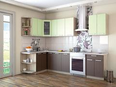 Кухня Кухня Интерлиния Мила 1.2х2.0