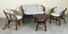Комплект мебели из ротанга  Комплект из ротанга Багама 03/10