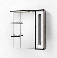 Мебель для ванной комнаты Акваль Зеркало Бали 75 см (R)