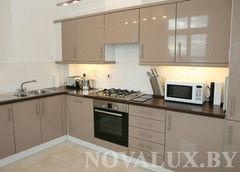Кухня Кухня Novalux Пример 53
