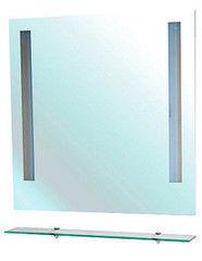 Мебель для ванной комнаты Bellezza Зеркало Ника 100 см с полкой