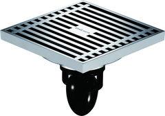 Водоотвод для ванной комнаты MAGdrain Душевой трап вертикальный (F01Q5-G) 100x100