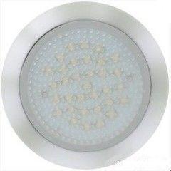 Встраиваемый светильник Gauss GX53 блестящий хром