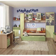Детская комната Детская комната Глазовская мебельная фабрика Калейдоскоп 04