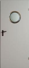 Дверь промышленная, противопожарная Porta Металлические