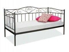 Кровать Кровать Signal Birma (черная)