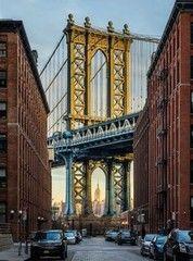 Фотообои Фотообои Komar Brooklyn XXL2-013