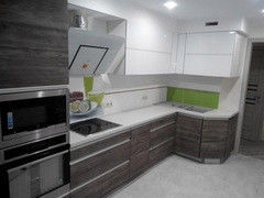 Кухня Кухня на заказ Novalux Пример 136