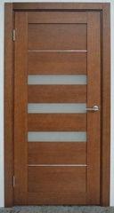 Межкомнатная дверь Межкомнатная дверь Лучший дом Пример 155 (шпон)