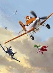 Фотообои Фотообои Komar Planes Dusty & Friends 4-452