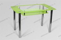 Обеденный стол Обеденный стол Стеклолюкс С 28-08 Хризантема