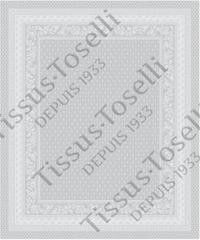 Tissus Toselli Скатерть Durance 160x300