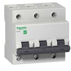 Schneider Electric Автоматический выключатель Easy9 3П 16A C 4,5 кА EZ9F34316