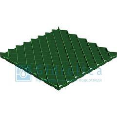 Gidrolica Решетка газонная Eco Pro РГ-60.60.4 зеленая (605)